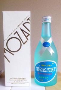 モーツァルトのお酒
