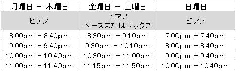東京都内でピアノ演奏が聴けるお店まとめ