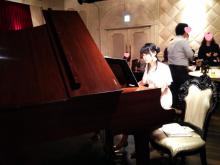 ピアノBGM演奏の実績